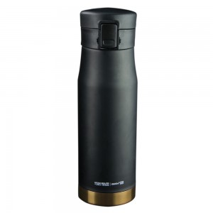 ASOBU LIBERTY CANTEEN Isoliertrinkflasche LC17 BLACK/GOLD