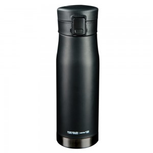 ASOBU LIBERTY CANTEEN Isoliertrinkflasche LC17 BLACK/SMOKE