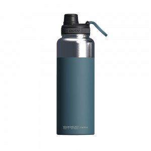 ASOBU MIGHTY FLASK Isoliertrinkflasche NEW VERSION TMF5 BLUE