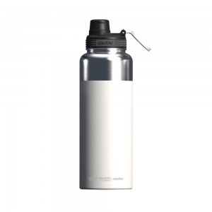 ASOBU MIGHTY FLASK - NEW VERSION TMF5 WHITE