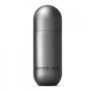 ASOBU ORB Isoliertrinkflasche SBV30 SILVER