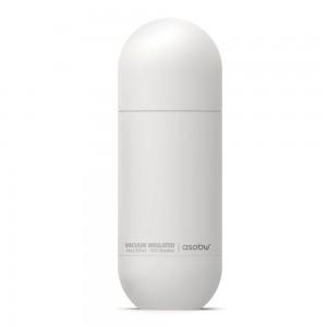 ASOBU ORB Isoliertrinkflasche SBV30 WHITE