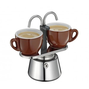 Cilio Espressokocher CAFFETTIERA 2 Tassen