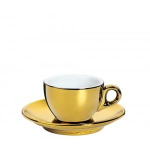 Cilio Espressotasse ROMA gold
