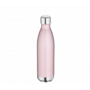 Cilio Isoliertrinkflasche ELEGANTE 750ml Roségold