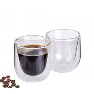 Cilio Kaffee-Glas VERONA 150ml 2er Set