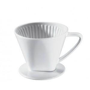 Cilio Kaffeefilter Gr.2 weiß