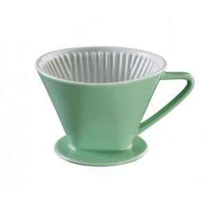 Cilio Kaffeefilter Gr.4 grün