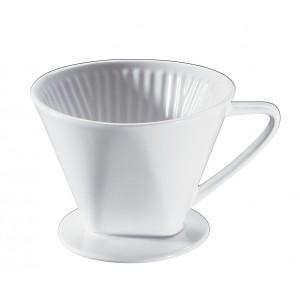Cilio Kaffeefilter Gr.4 weiß
