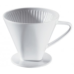 Cilio Kaffeefilter Gr.6 weiß