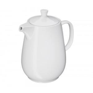 Cilio Kaffeekanne ROMA 1,2 L weiß