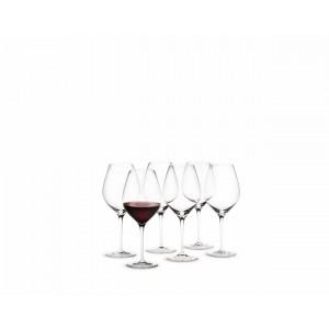 Holmegaard Cabernet Weinglas 6er Set 69cl