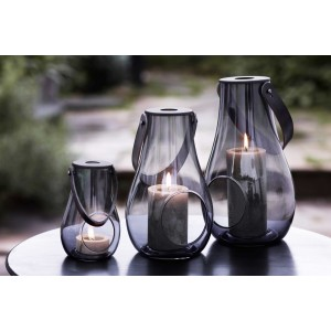 Holmegaard_Design_with_Light_Laterne_smoke_25cm_2