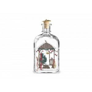 Holmegaard Weihnachtsflasche 2019 multi 70cl