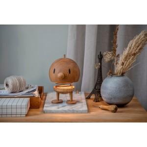 Hoptimist Large Lamp Eiche
