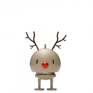 Hoptimist Medium Reindeer Bumble Braun