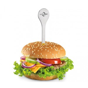 Küchenprofi Hamburger-Spieße 2er Set