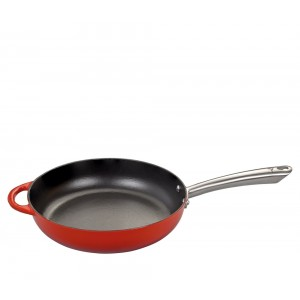 Küchenprofi Bratpfanne hoch PROVENCE rot