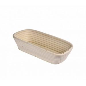 Küchenprofi Gärkörbchen rechteckig 28cm