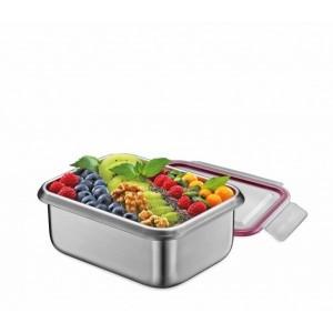 Küchenprofi Lunchbox/Vorratsdose Edelstahl mittel