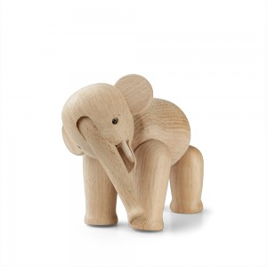 Kay Bojesen Elefant mini Eiche