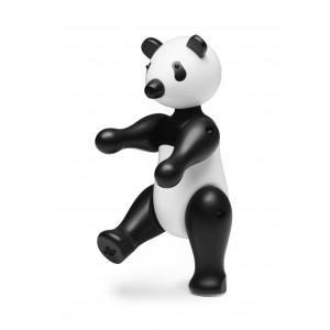 Kay Bojesen Panda mittel schwarz/weiss