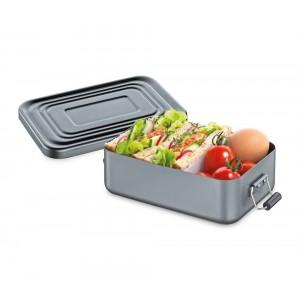 Küchenprofi Lunchbox klein Aluminium anthrazit matt