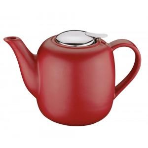 Küchenprofi Teekanne LONDON rot