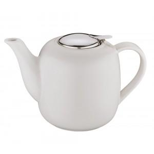 Küchenprofi Teekanne LONDON weiss