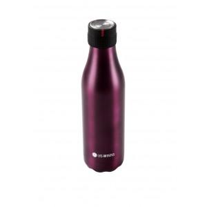 Les Artistes Paris Bottle UP Time'UP Isoliertrinkflasche 500ml Metal Purple mat