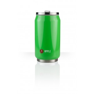 Les Artistes Paris Can'it Isoliertrinkdose 280ml Apple