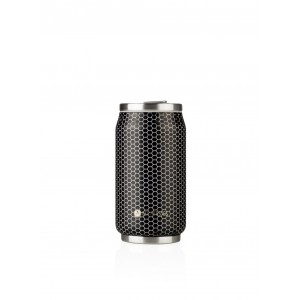 Les Artistes Paris Pull Can'it Isoliertrinkdose 280ml Metal Texture