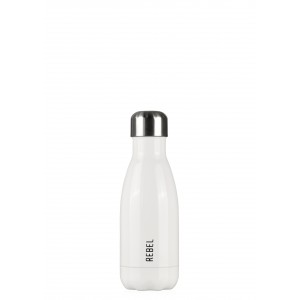 Les Artistes Paris Rebel Isoliertrinkflasche 280ml White