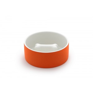 magisso Pet Bowl Freßnapf L orange