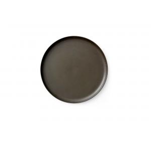 Menu New Norm Dinner Plate Teller Ø27,5cm Dark Glazed