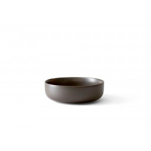 Menu New Norm Bowl Schale Ø21,5cm Dark Glazed