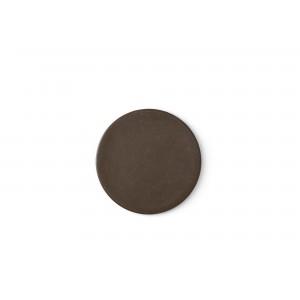 Menu New Norm Plate/Lid Teller Ø17,5cm Dark Glazed