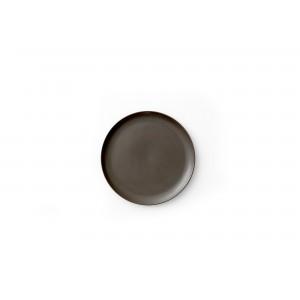Menu New Norm Side Plate Teller Ø19cm Dark Glazed