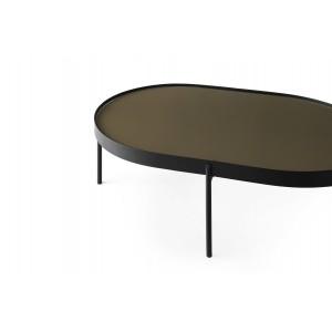 Menu NoNo Table Tisch L Brown