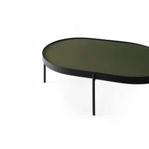 Menu NoNo Table Tisch L Dark Green