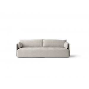Menu Offset 3 Seater Maple Sofa 3-Sitzer