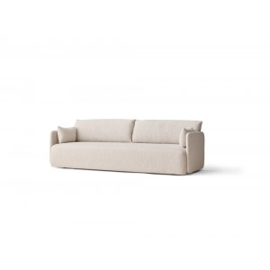 Menu Offset 3 Seater Savanna Sofa 3-Sitzer