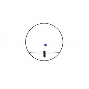 Menu POV Circle Vase L Black