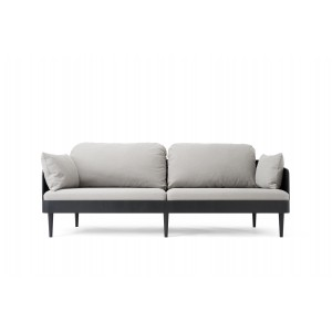Menu SEPTEMBRE Sofa Black Ash Light Grey