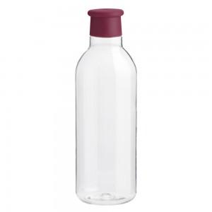 RIG-TIG DRINK-IT Wasser Flasche, 750ml. - aubergine