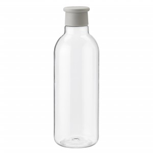 RIG-TIG DRINK-IT Wasser Flasche 750ml light grey