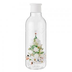 RIG-TIG DRINK-IT Wasser Flasche, 750ml - white - Moomin