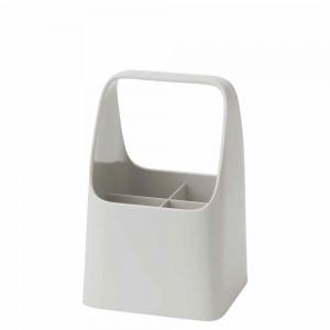 RIG-TIG HANDY-BOX Aufbewahrungsbox klein light grey