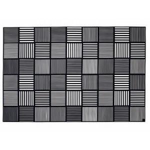 Rosendahl Nanna Ditzel Platzdeckchen 2 Stück schwarz 30x45cm Silikon