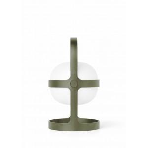 Rosendahl Soft Spot Solar H25 cm olivgrün